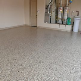 Epoxy Garage Flooring Fort Bragg