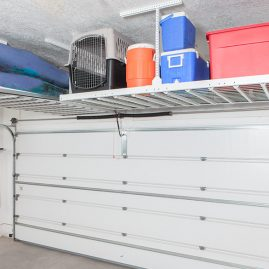 Overhead Storage Southern Pines